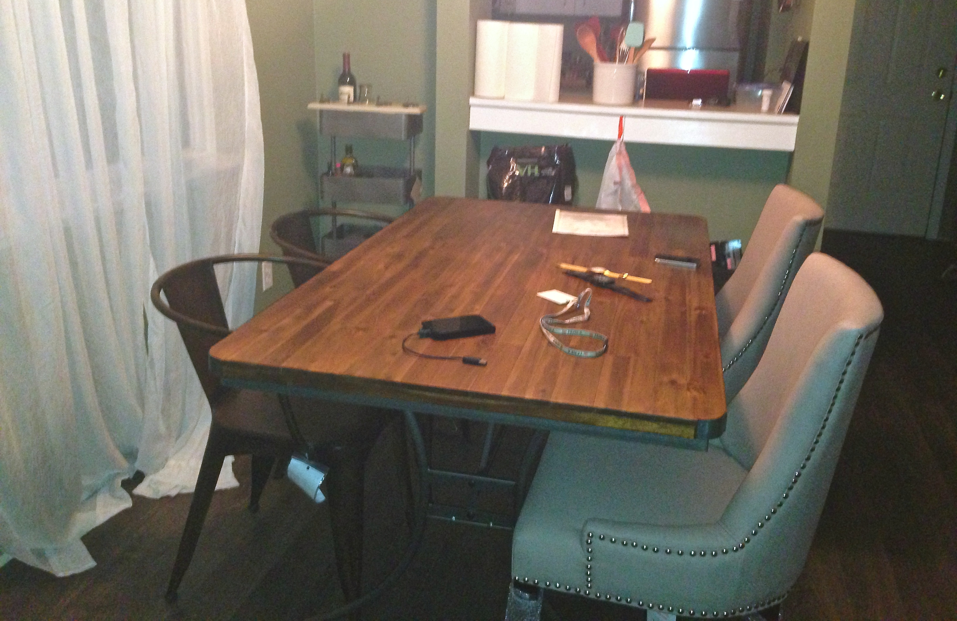dining room kristin curates