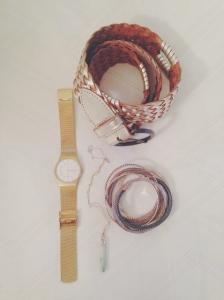 look 1: accessories