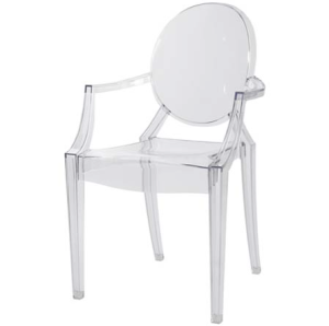 Kartell-Louis-Ghost-Chairs