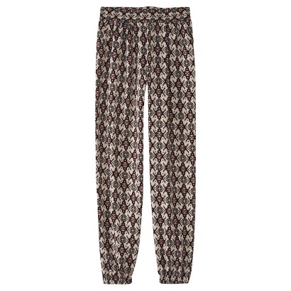 Xhilaration Junior Printed Soft Pant